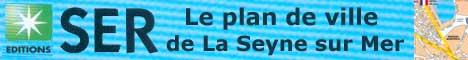 Le Plan de Ville de La Seyne sur Mer