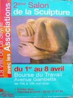 2ème Salon de la Sculpture 2006